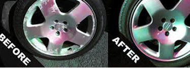 Mobile Wheel Refurbishment