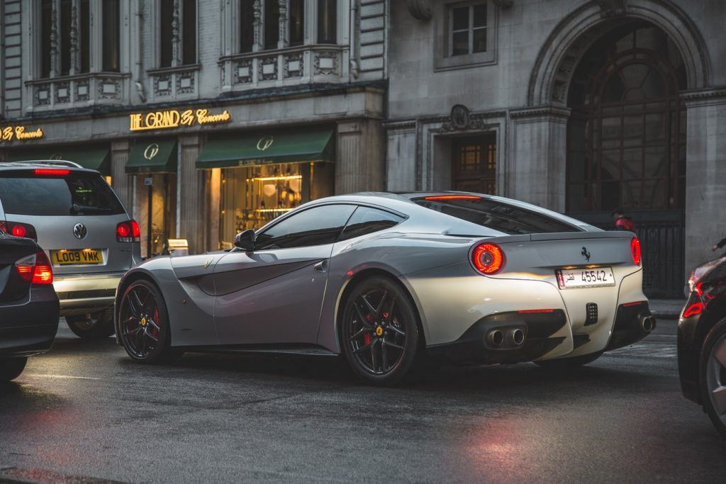 Ferrari Luxury Car Hire